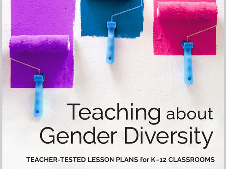 The Teaching About Gender Diversity Blog