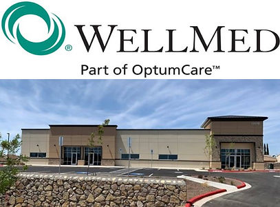 Wellmed 10 Year Full Triple Net Lease