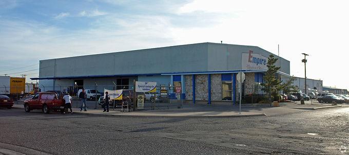 Empire Storage Warehouse
