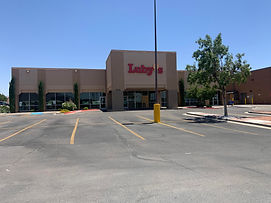 Former Luby's Restaurant Space