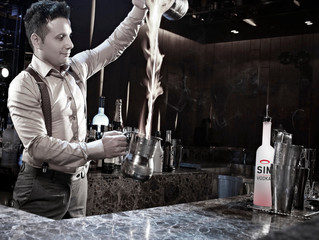 Welcome to the World of the Most Sinful and Sexy Vodka every created....
