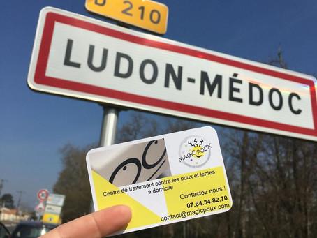 Visite de Ludon-Médoc