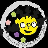 magic poux logo V9 jaune gris G 22 10 bi