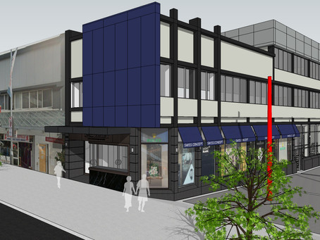Alterations & additions to Commercial & Retail Building - Hurstville NSW