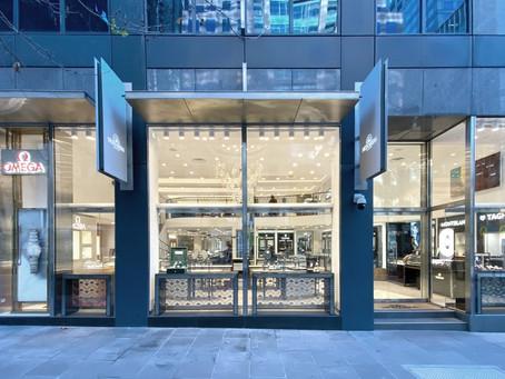 Monards Flagship Boutique - 101 Collins St Melbourne