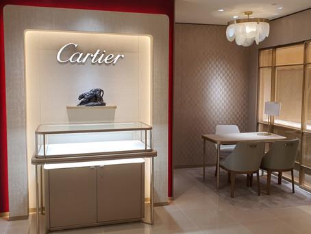 Cartier Espace @ Watches of Switzerland - Perth WA