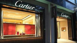 Cartier Btq Mel-Exhibition