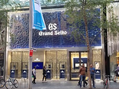Grand Seiko Boutique - Westfield Sydney
