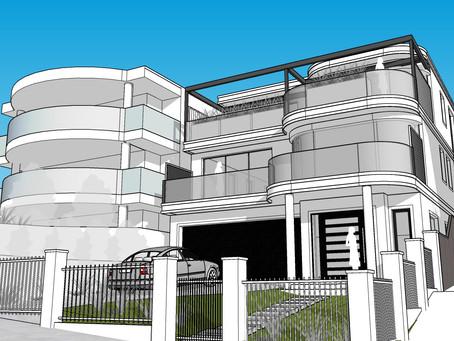 New Residence - Longueville NSW