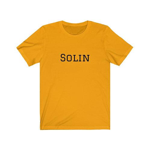 Solin - Unisex Jersey Short Sleeve Tee