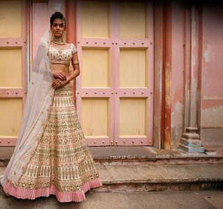Fashion Designer Purva Couture