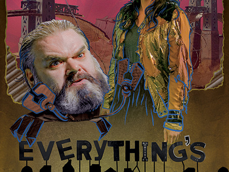 Announcing the Episodic Release of the Cannes-Premiered 'Cardboard Punk' Web Series EVERYTHI