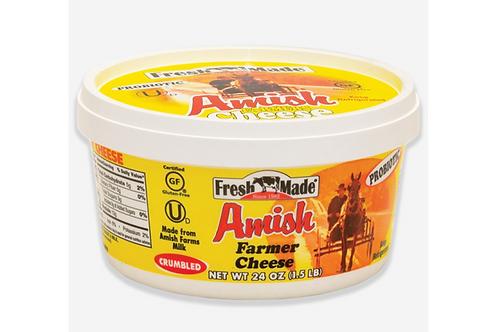 Fresh Made Amish Farmers Cheese (1.3kg)