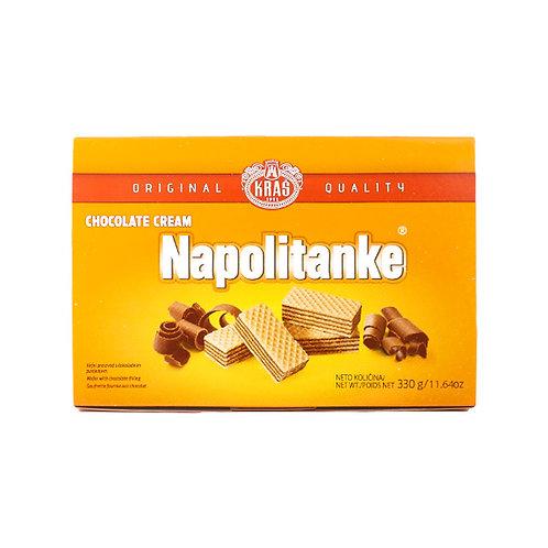 Kras Chocolate Cream Napolitanke 330g