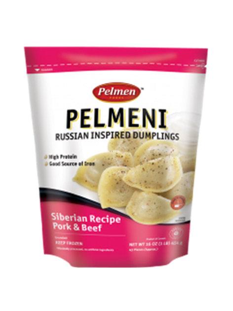 Pelmen Pelmeni Siberian Pork and Beef
