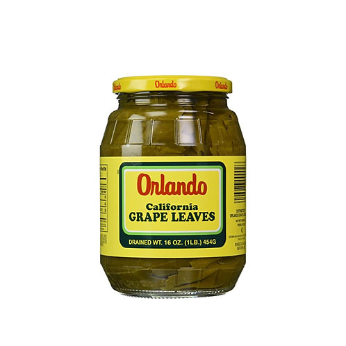Orlando California Grape Leaves (454g)