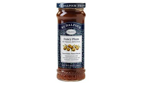 St. Dalfour Fancy Plum Fruit Spread (284g)