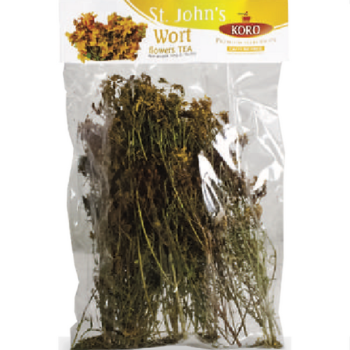 Koro St. Johns Wort Tea 50g