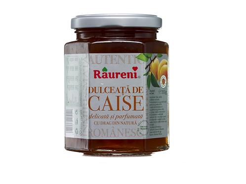 Raureni Apricot Preserve Dulceata de Caise (350g)
