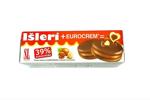 Swisslion Isler & Eurocreme (125g)