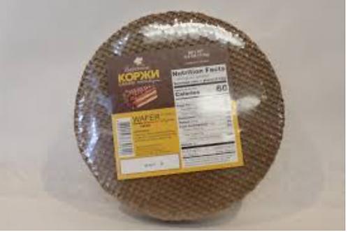 Lekorna Round Cake Wafer Sheets Cocoa (90g)