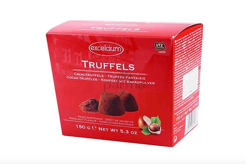 Excelcium Cocoa Truffles Hazelnut Flavor (150g)
