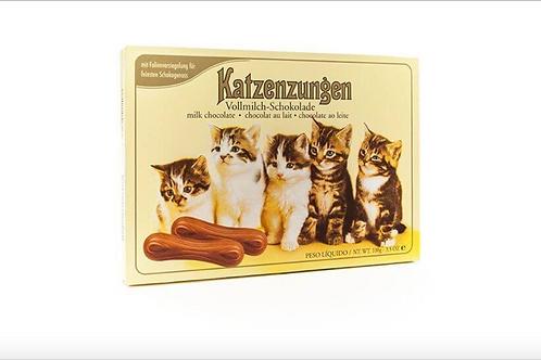 Sarotti Katzenzungen Milk Chocolate (100g)