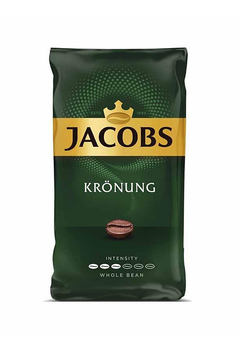 Jacobs Kronung Whole Bean 500g