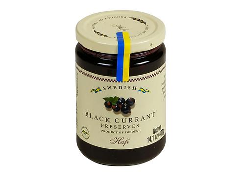 Hafi Sweedish Black Currant Preserve (400g)
