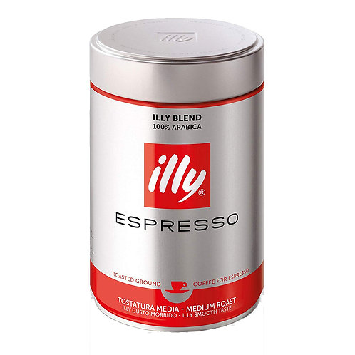 Illy Ground Espresso