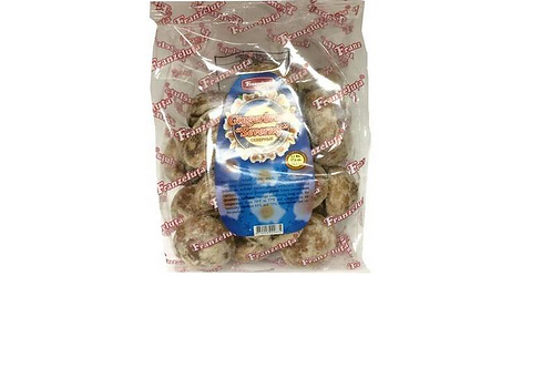 Franzeluta Gingerbread Cookies Northern Style Severnyi (500g)