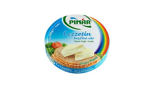 Pinar Semi Skimmed Cheese Wedges 8pc