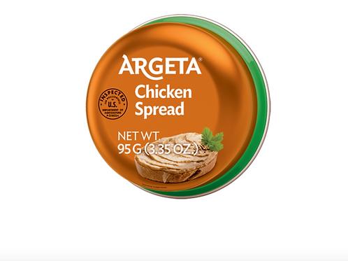 Argeta Chicken Spread Pate (95g)