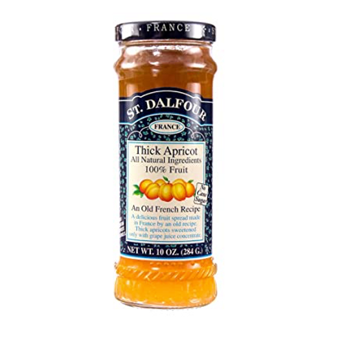 St. Dalfour Thick Apricot Fruit Spread (284g)