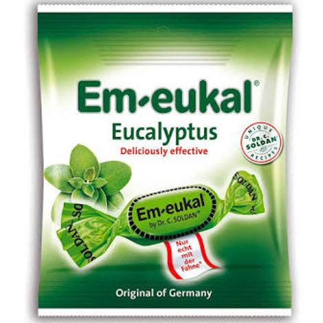 Em-eukal Eucalyptus Drops 50g