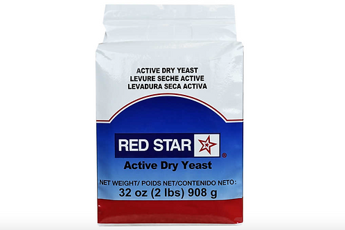 Red Star Active Dry Yeast (32oz)