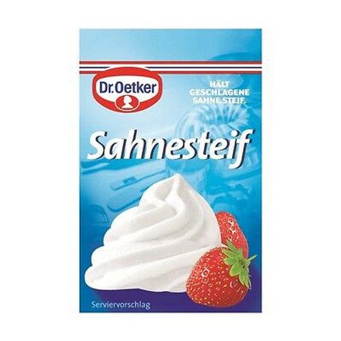 Dr. Oetker Whipped Cream Stiffener 5pk x 8g