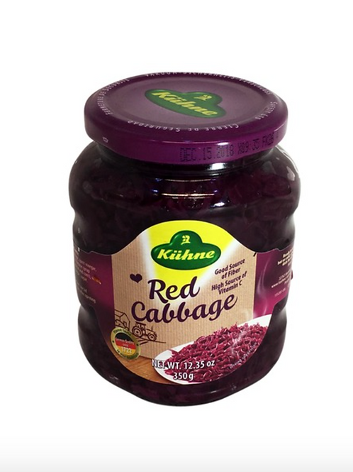 Kuhne Pickled Red Cabbage (680g)