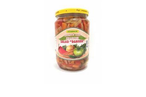 """Steinhauer Pickled Salad """"Danube"""" (540g)"""