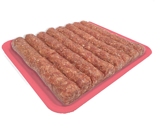Traditional Cuisine Specialty Mici Tray (16 links)