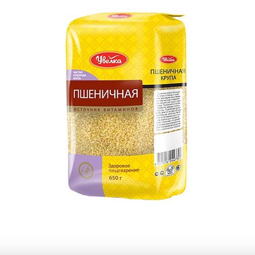 Uvelka Wheat Groats (650g)