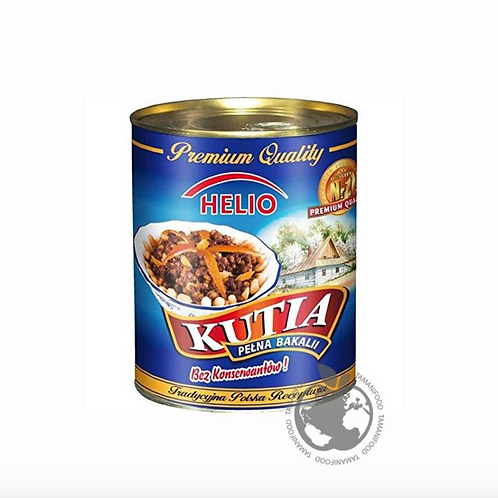 Hello Kutia Canned Poppy Seed with Dried Fruits 850g
