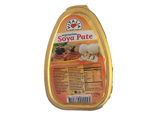 Vitalia Vegetarian Soya Pate w/ Mushrooms (105g)