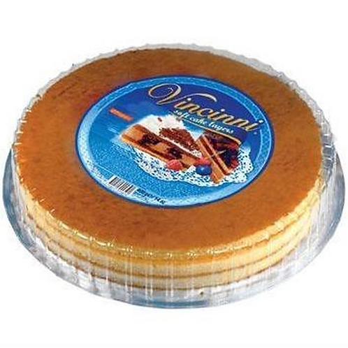 Vincinni Soft Cake Layers Vanilla (400g)