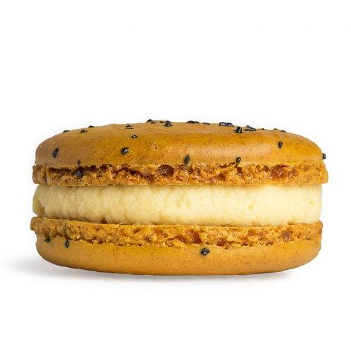Macaron Cafe Passion Fruit