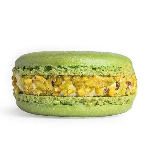 Macaron Cafe Pistachio