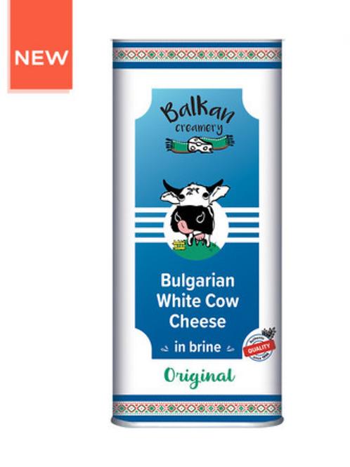 Balkan Creamery Bulgarian White Cow Cheese 800g