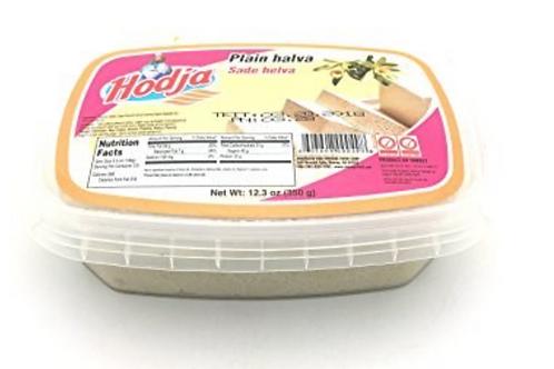 Hodja Plain Halva Vanilla (350g)