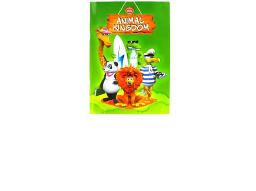 Kras Animal Kingdom Milk Chocolate Bar (15g)