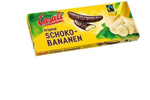 Casali Schoko Bananen Original (300g)